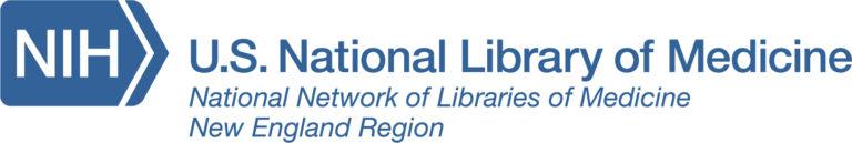 National Librtary of Medicine Logo Blue