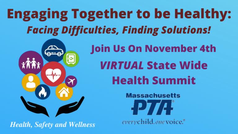 2021 Final Health Summit Banner